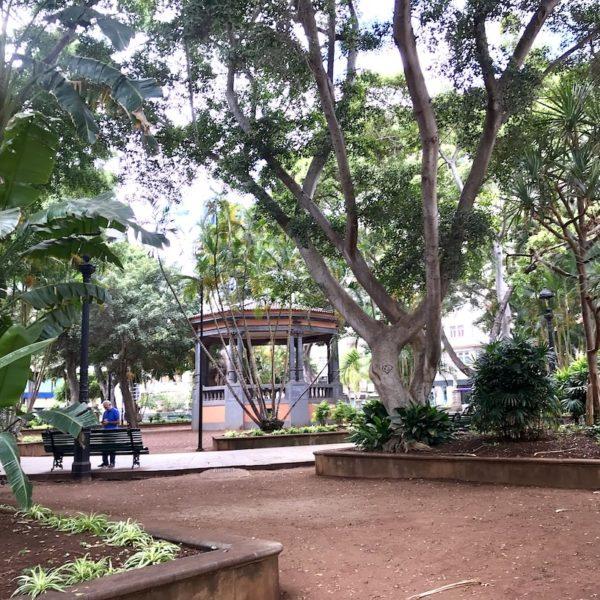 Plaza del Principe Santa Cruz de Tenerife