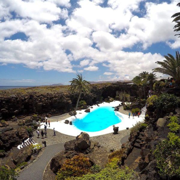 Pool Jameos del Agua Lanzarote