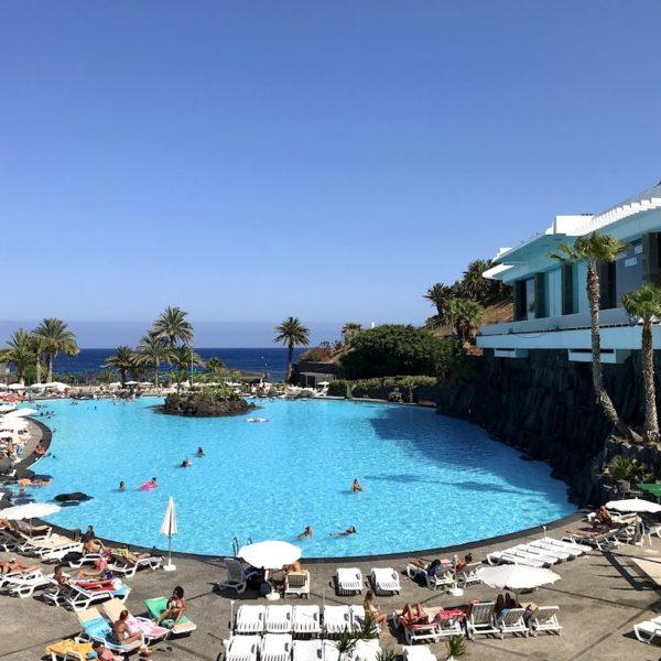 Pool Parque Marítimo Santa Cruz de Tenerife