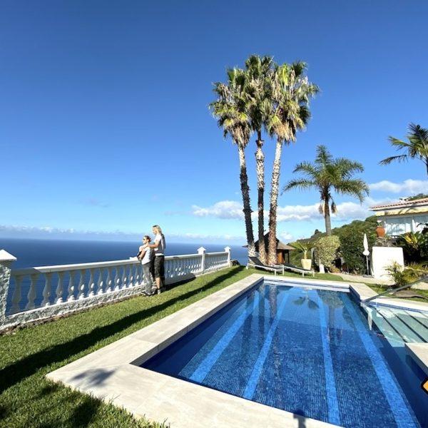 Pool Resort Jardin de la Paz Teneriffa
