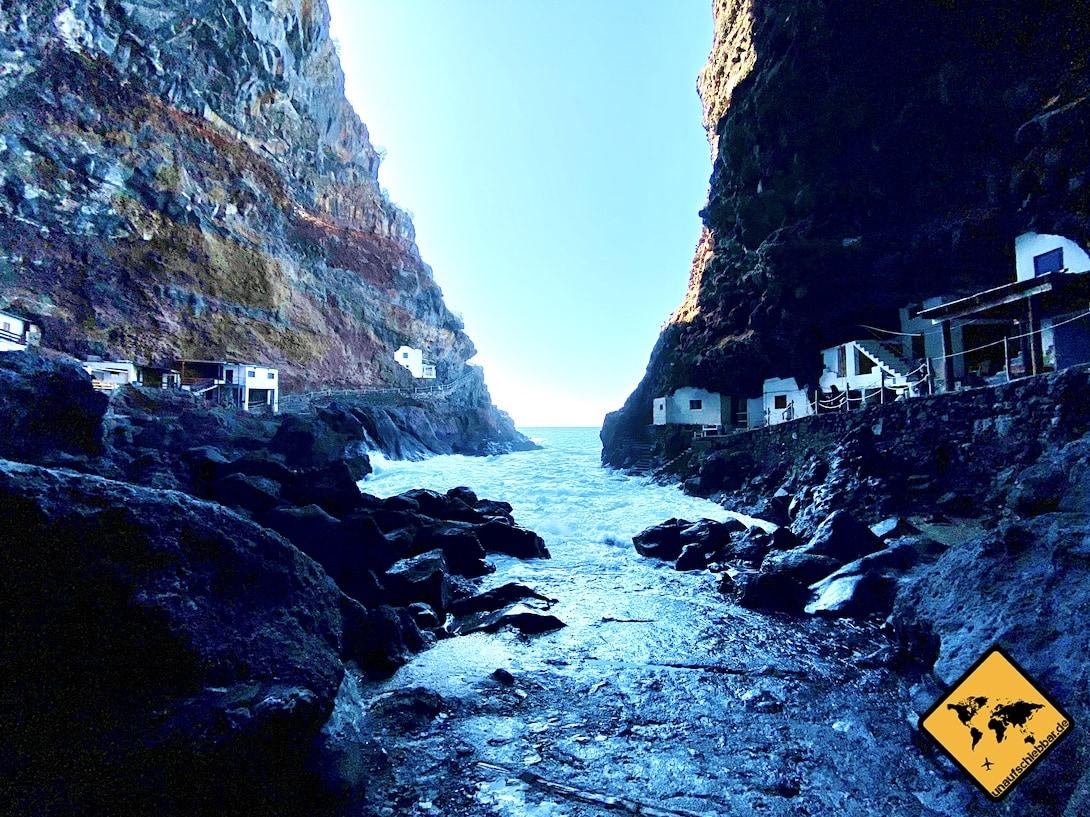 Porís de Candelaria La Palma Sehenswürdigkeiten