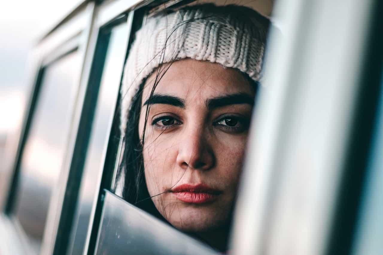 Portraitfotgrafie Ideen Fenster