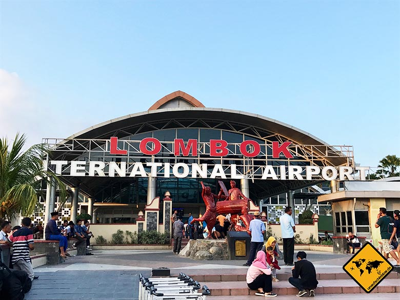 Praya Lombok International Airport