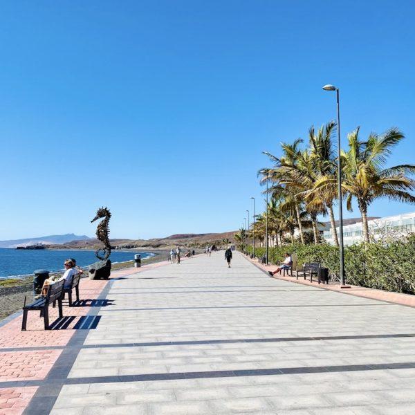 Promenade Tarajalejo Fuerteventura