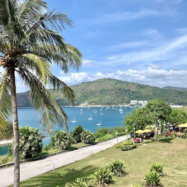 Promthep Cape Phuket Aussicht
