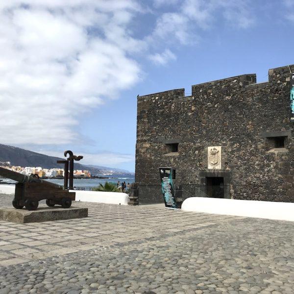 Puerto Cruz Castillo de San Felipe