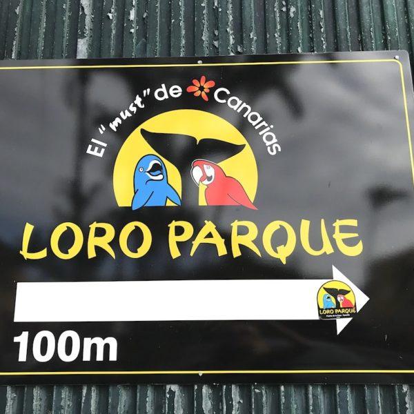Puerto Cruz Loro Parque