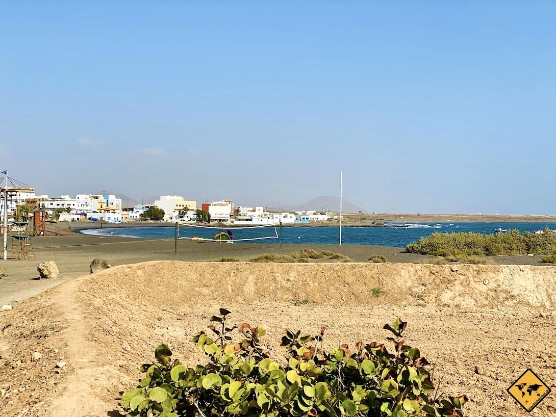 Puerto Lajas Strand