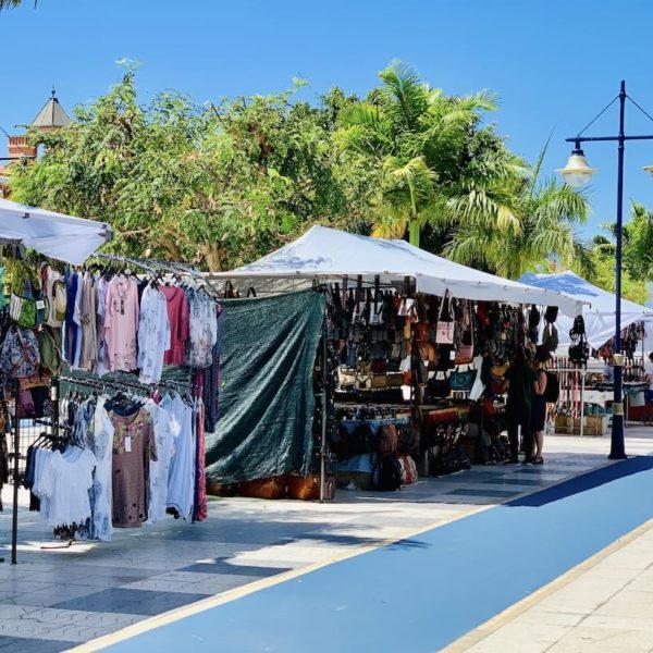 Puerto de Mogán Markt Gran Canaria