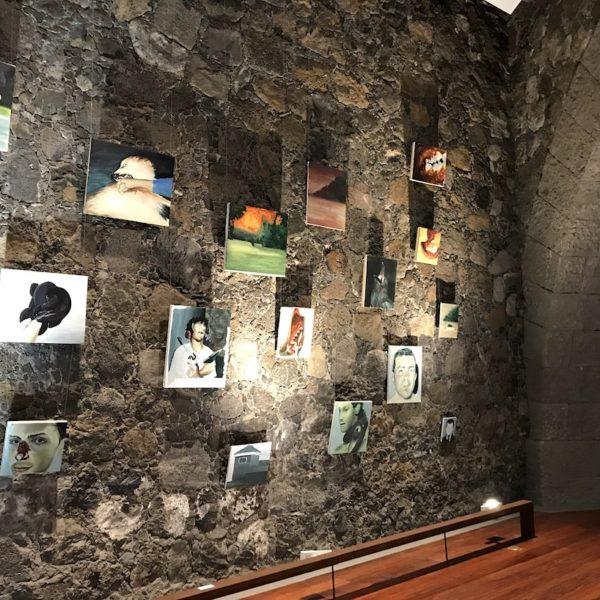 Puerto de la Cruz Castillo de San Felipe Kunst