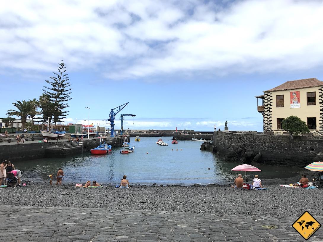 Puerto de la Cruz Geschichte