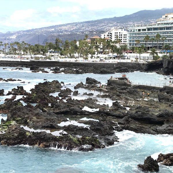 Puerto de la Cruz Playa de San Telmo