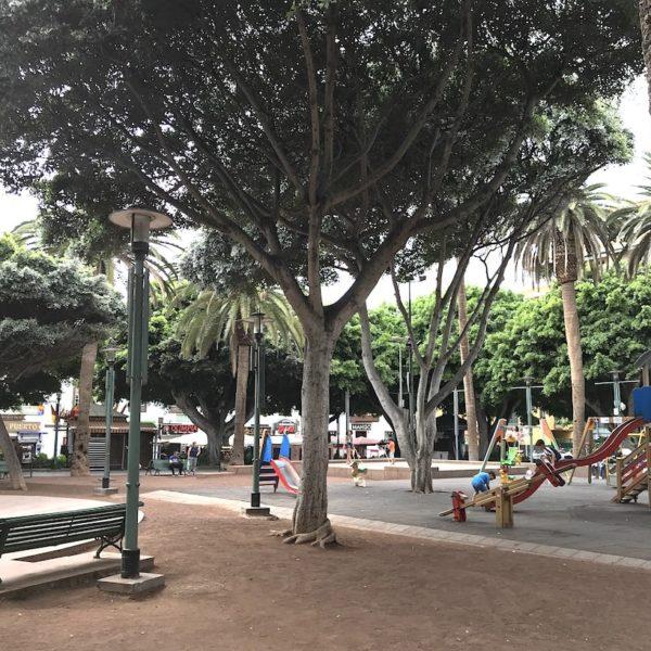 Puerto de la Cruz Plaza del Charco