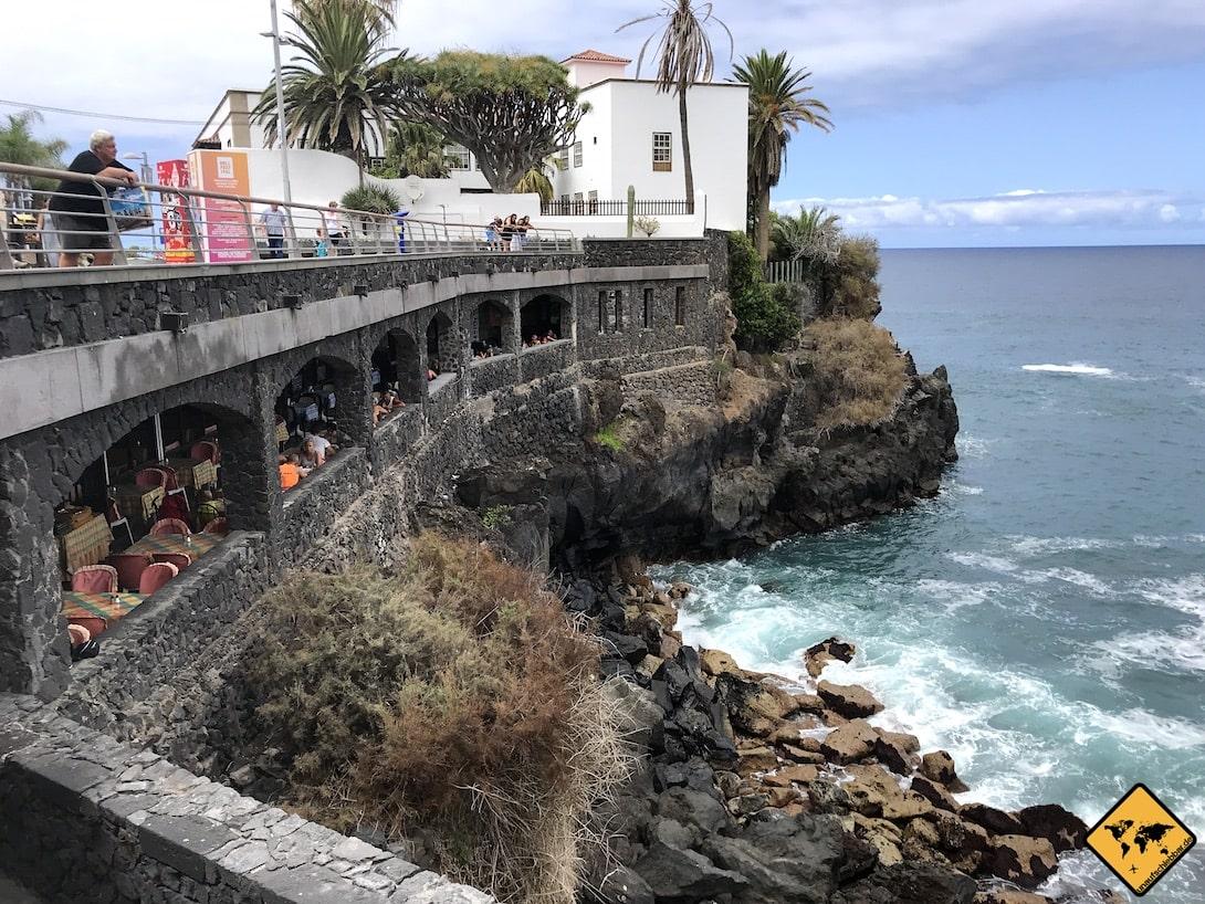 Puerto de la Cruz Restaurants