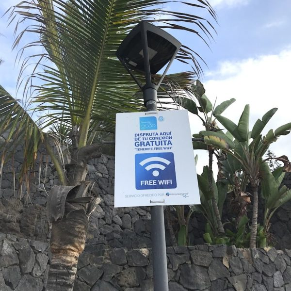Puerto de la Cruz Strände Wlan