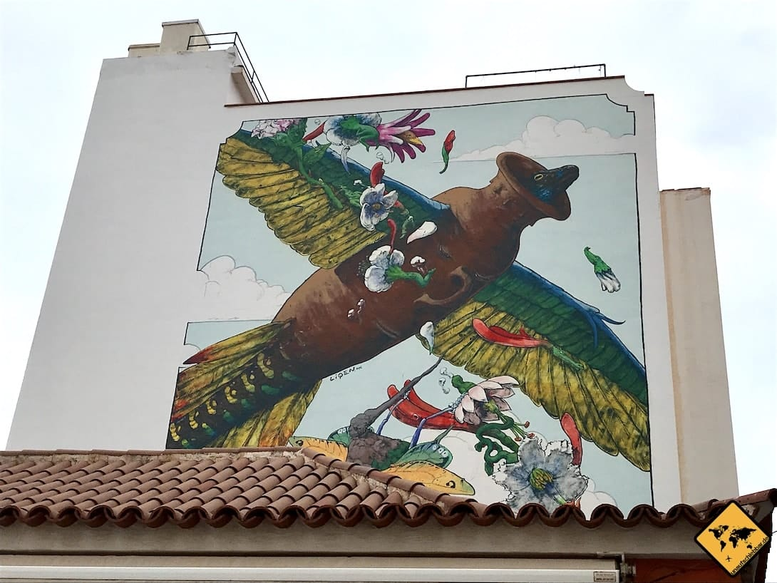 Puerto de la Cruz Streetart Teneriffa 4