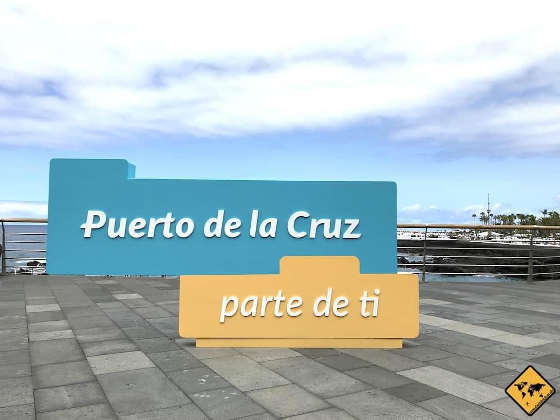 Puerto de la Cruz Teneriffa Sehenswürdigkeiten