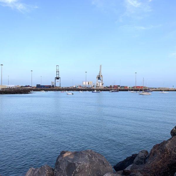 Puerto del Rosario Güterhafen