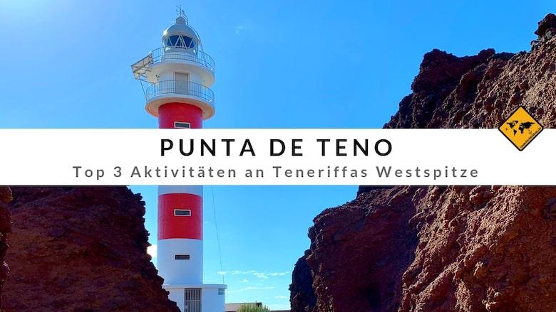 Punta de Teno Teneriffa