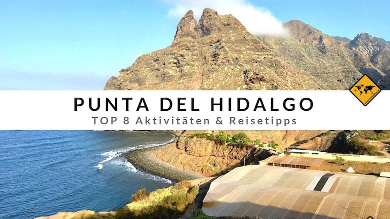 Punta del Hidalgo Teneriffa