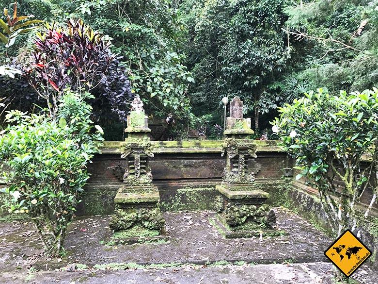 Pura Luhur Batukaru Tempel Schreine