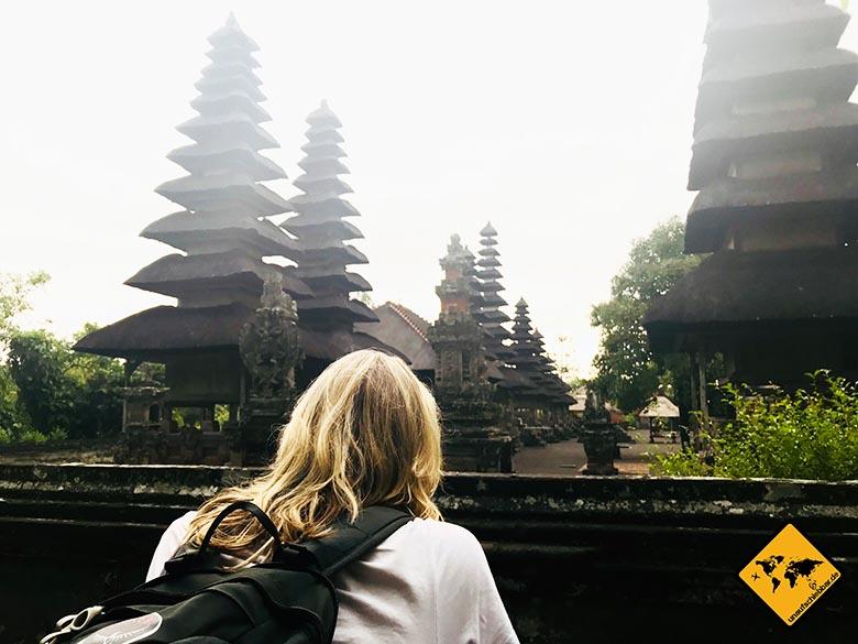 Pura Taman Ayun Temple Aussichtspunkt