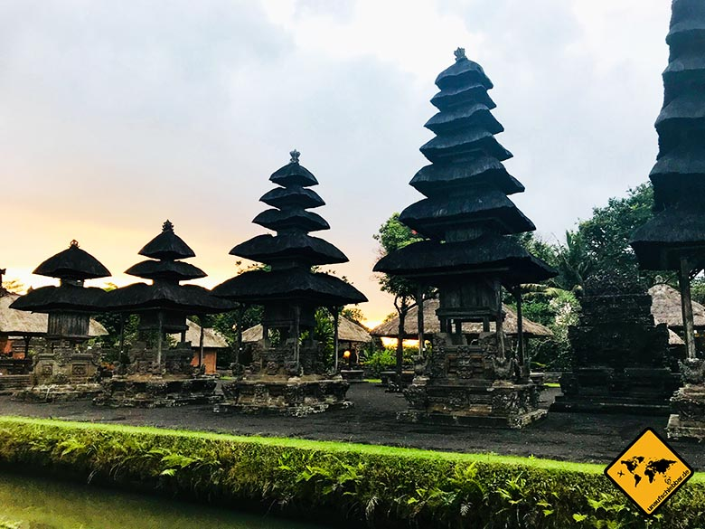 Pura Taman Ayun Temple Merus