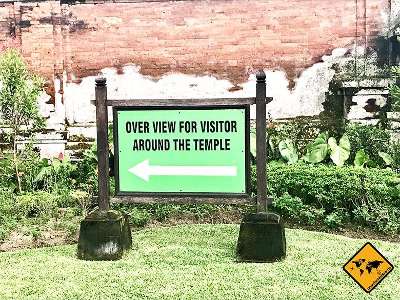 Pura Taman Ayun Temple Rundweg