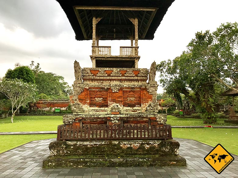 Pura Taman Ayun Temple Wegesrand