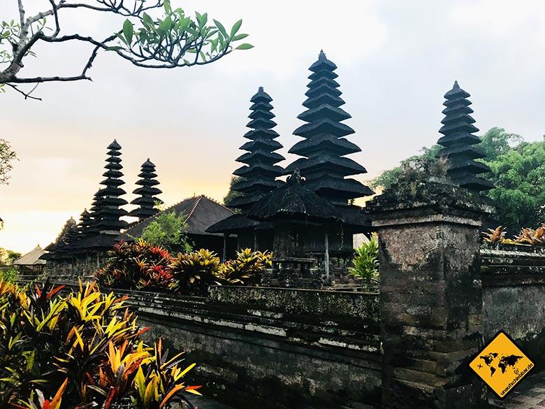 Pura Taman Ayun Temple bester Aussichtspunkt