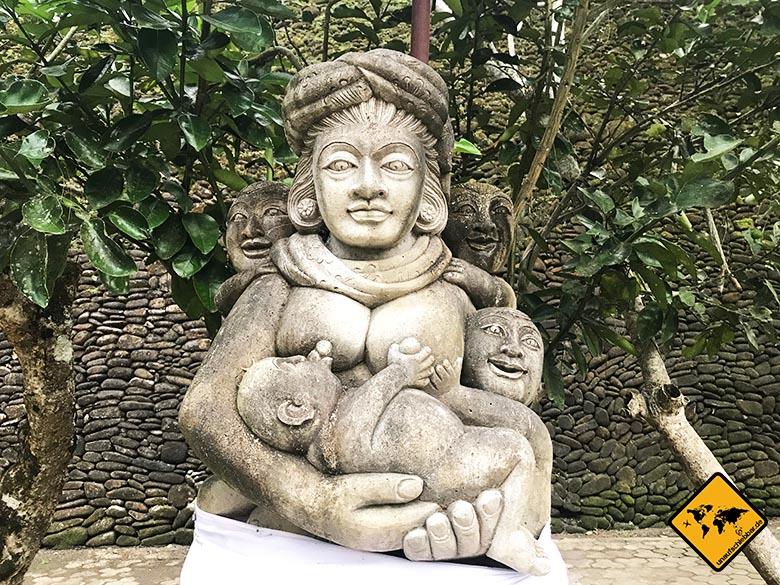 Pura Tirta Empul Temple Staturen