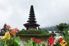 Pura Ulun Danu Bratan – beeindruckender Wassertempel in Balis Bergen