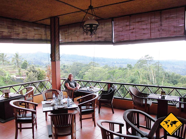 Pura Ulun Danu Bratan Weg Restaurant