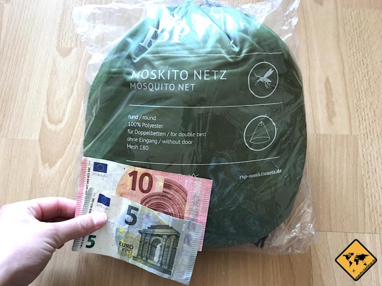 RSP Moskitonetz Travel XXL Kosten
