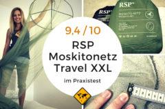 RSP Moskitonetz Travel XXL im Praxistest (9,4/10)