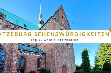 Top 10 Aktivitäten und Sehenswürdigkeiten in Ratzeburg