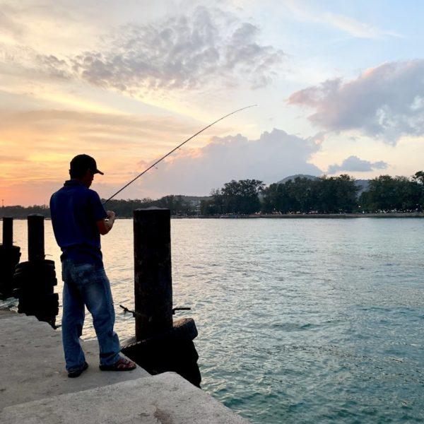 Rawai Beach Phuket Angler Pier