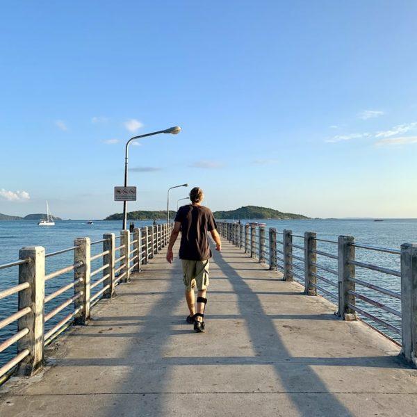 Rawai Beach Pier