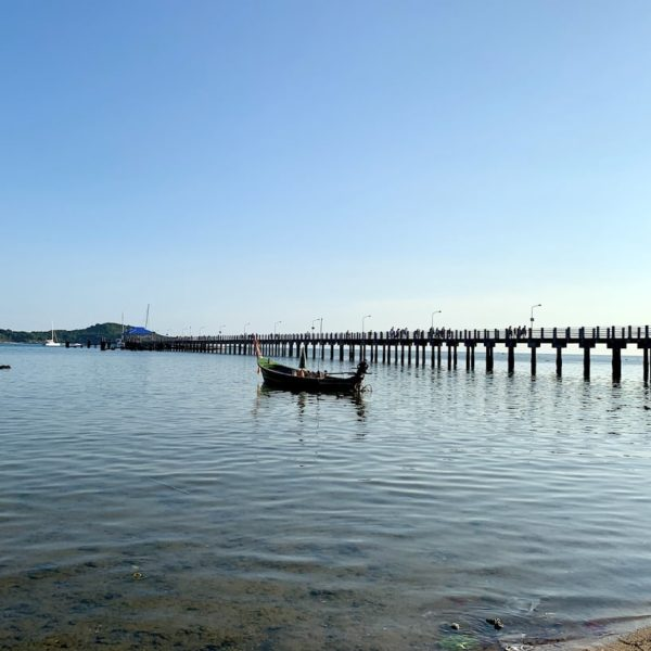 Rawai Phuket Pier