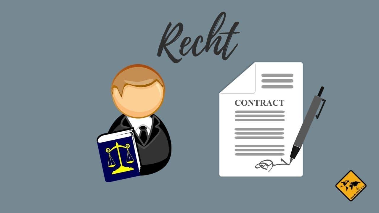 Recht ortsunabhängig arbeiten Arbeitsvertrag