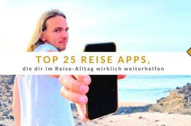 Top 25 Reise Apps, die dir wirklich weiterhelfen