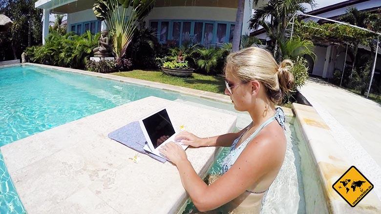 nützliche Reise Gadgets für Frauen Tastatur iPad