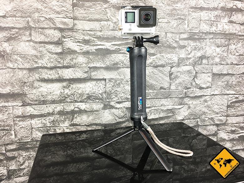 Reise Gadgets für Männer GoPro 3-Wege Halterung