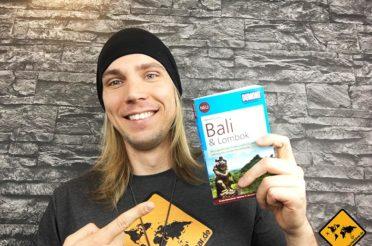 6 Reiseführer Empfehlungen für Bali für Kurz- & Langzeitreisen unter 25€