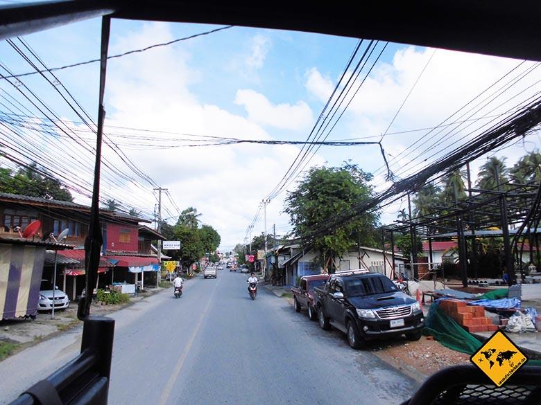 Reisen und Geld verdienen Auf Baustellen arbeiten im Vietnam