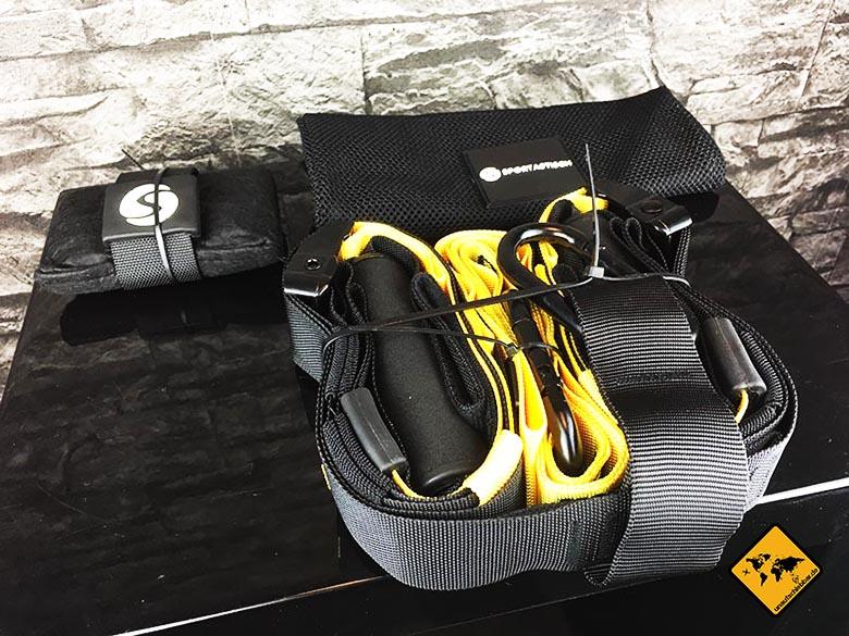 Reisen und Sport Schlingentrainer