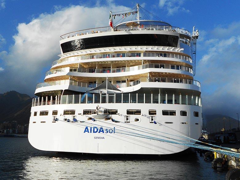 Reiseschnäppchen Überführungsfahrt Kreuzschiff