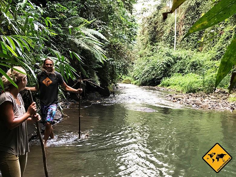 Reisetipps Bali Goa Rang Reng Trekking