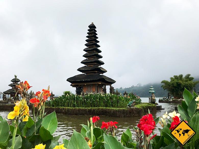Reisetipps Bali Pura Ulun Danu Bratan