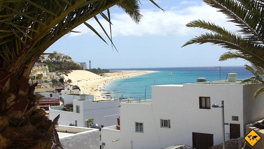 Reiseziele auf Fuerteventura Morro Jable